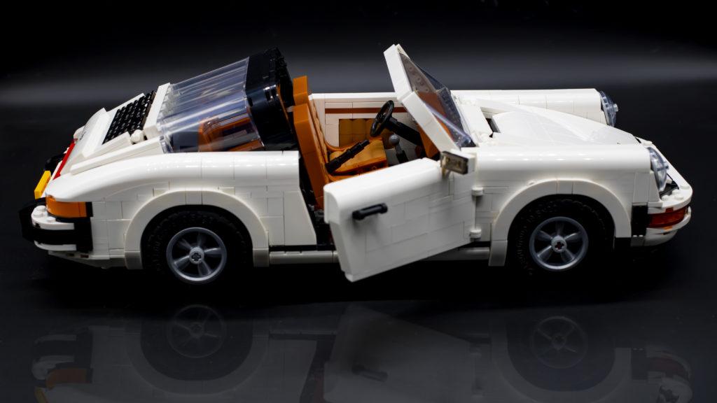 LEGO Creator 10295 Porsche 911 44 R