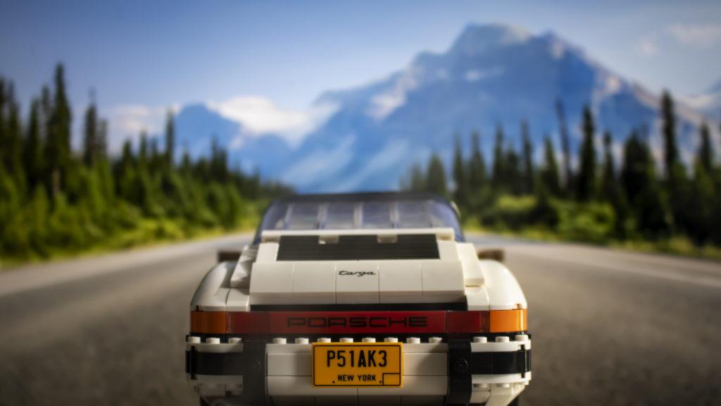 LEGO Creator 10295 Porsche 911 gallery 1
