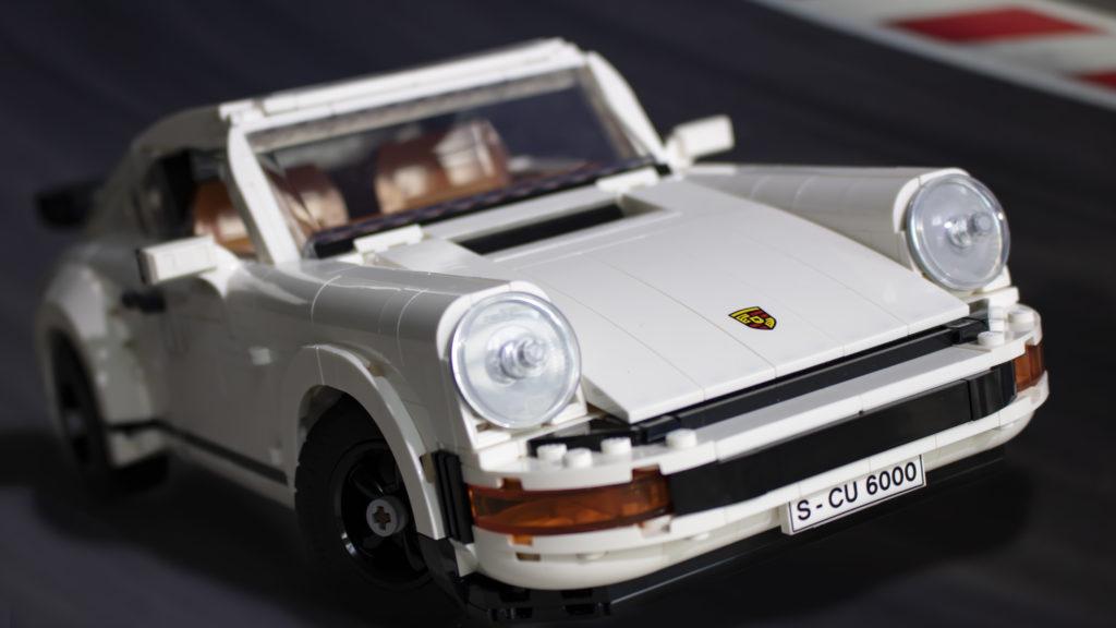 LEGO Creator 10295 Porsche 911 gallery 8