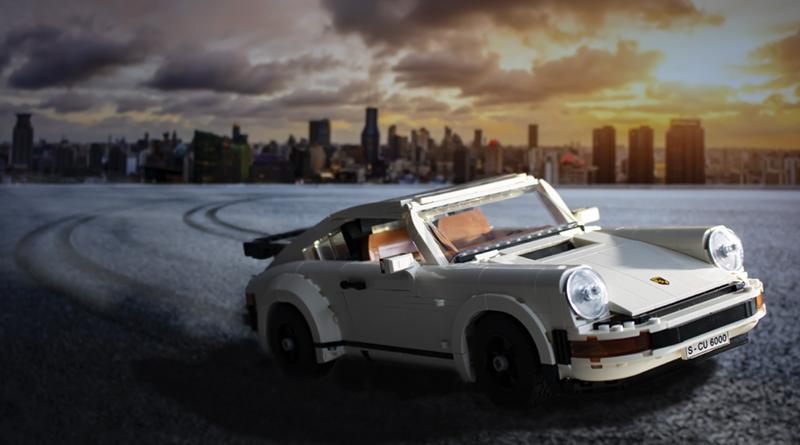 LEGO Creator 10295 Porsche 911 Gallery FEATURED