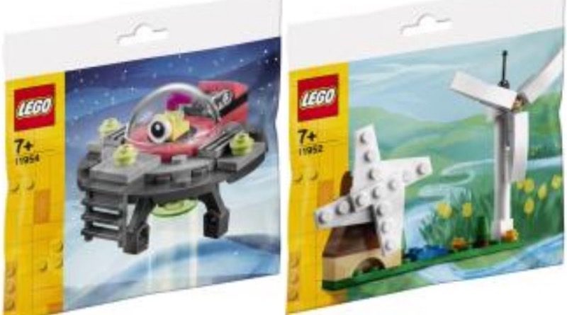 LEGO Creator 2021 polybags featured