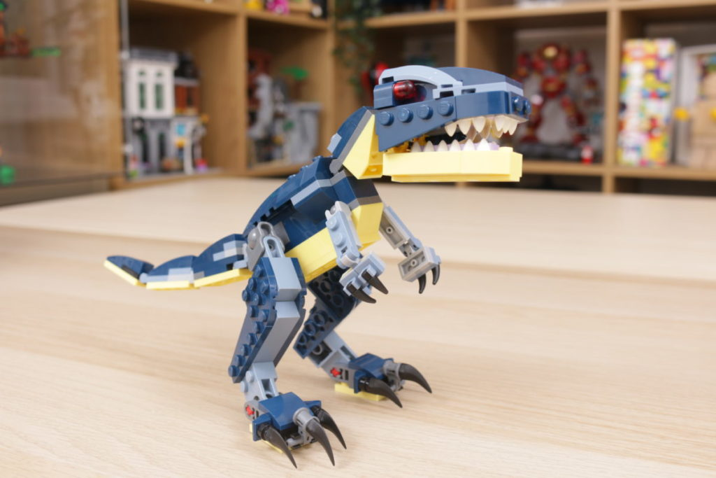 LEGO Creator 3 in 1 77940 Mighty Dinosaurs and 77941 Mighty Dinosaurs review 24