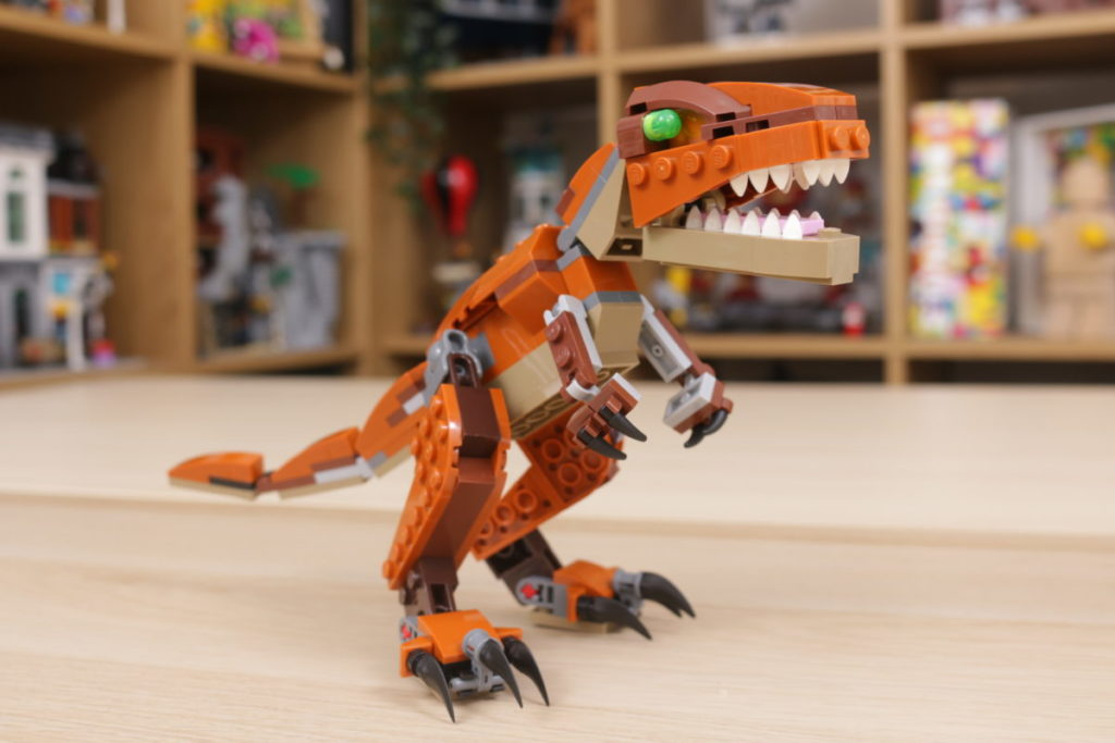LEGO Creator 3 in 1 77940 Mighty Dinosaurs and 77941 Mighty Dinosaurs review 25