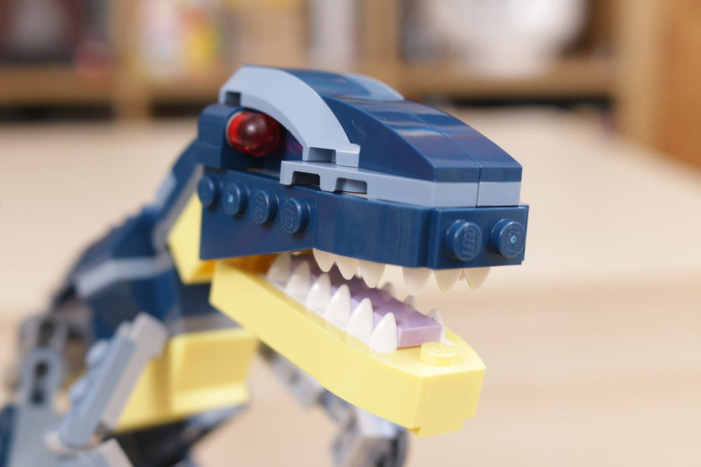 LEGO Creator 3 in 1 77940 Mighty Dinosaurs and 77941 Mighty Dinosaurs review 27