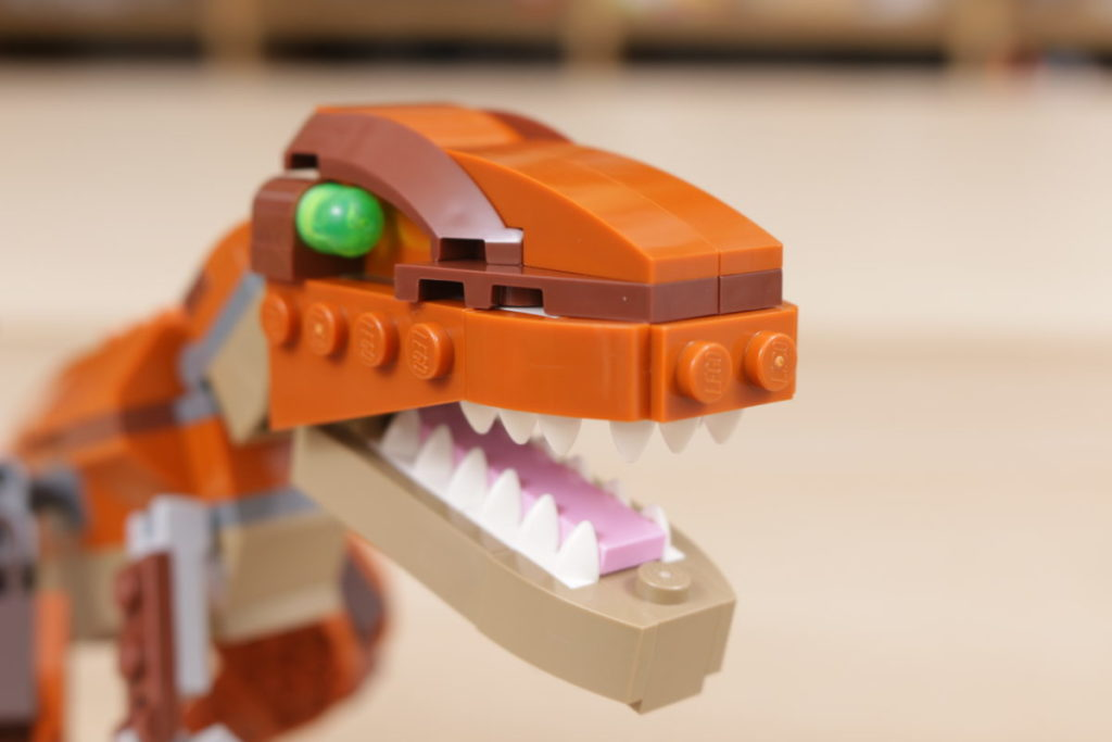 LEGO Creator 3 in 1 77940 Mighty Dinosaurs and 77941 Mighty Dinosaurs review 28