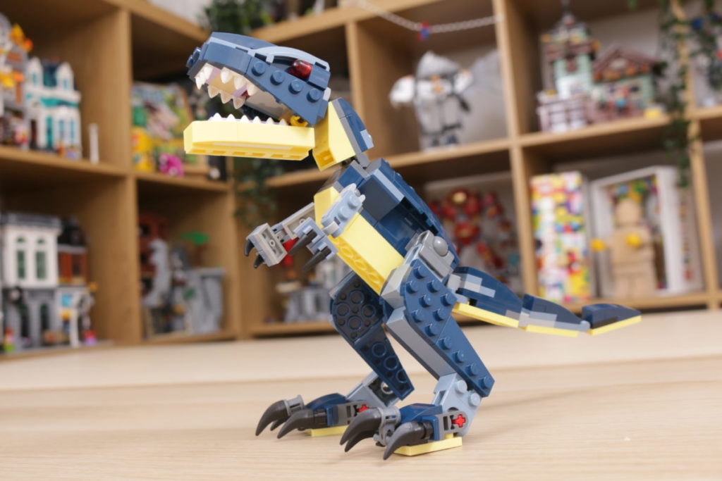 LEGO Creator 3 in 1 77940 Mighty Dinosaurs and 77941 Mighty Dinosaurs review 36