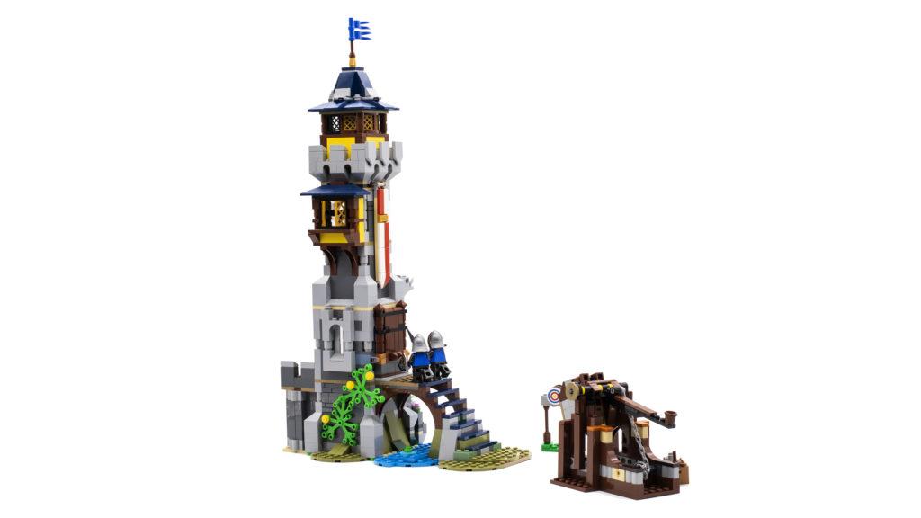 LEGO Creator 3 in 1 Medieval Castle 31120 1