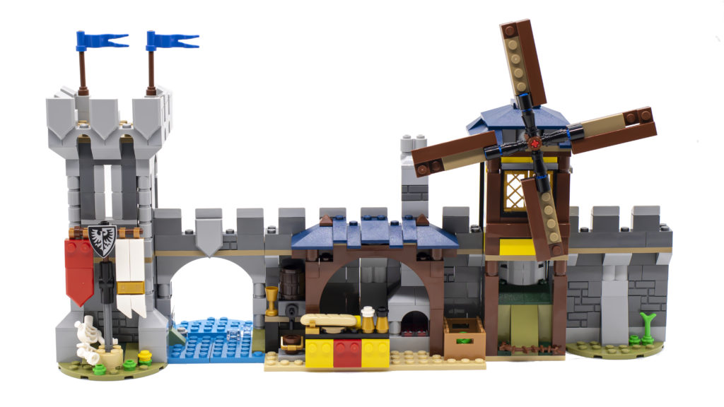 LEGO Creator 3 in 1 Medieval Castle 31120 19