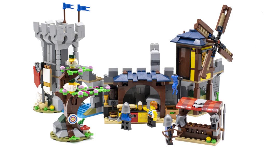 LEGO Creator 3 in 1 Medieval Castle 31120 20