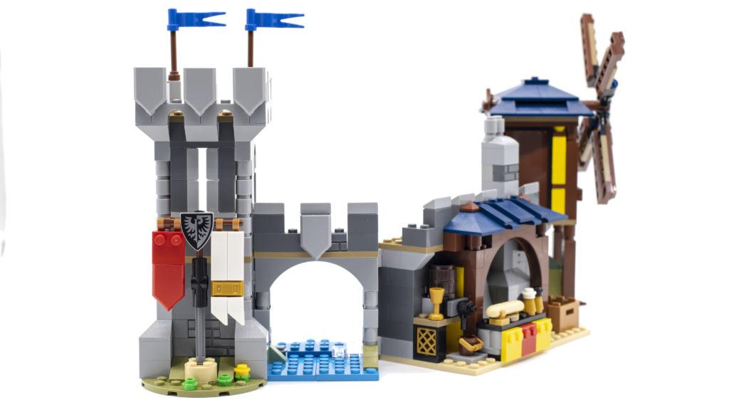 LEGO Creator 3 in 1 Medieval Castle 31120 24