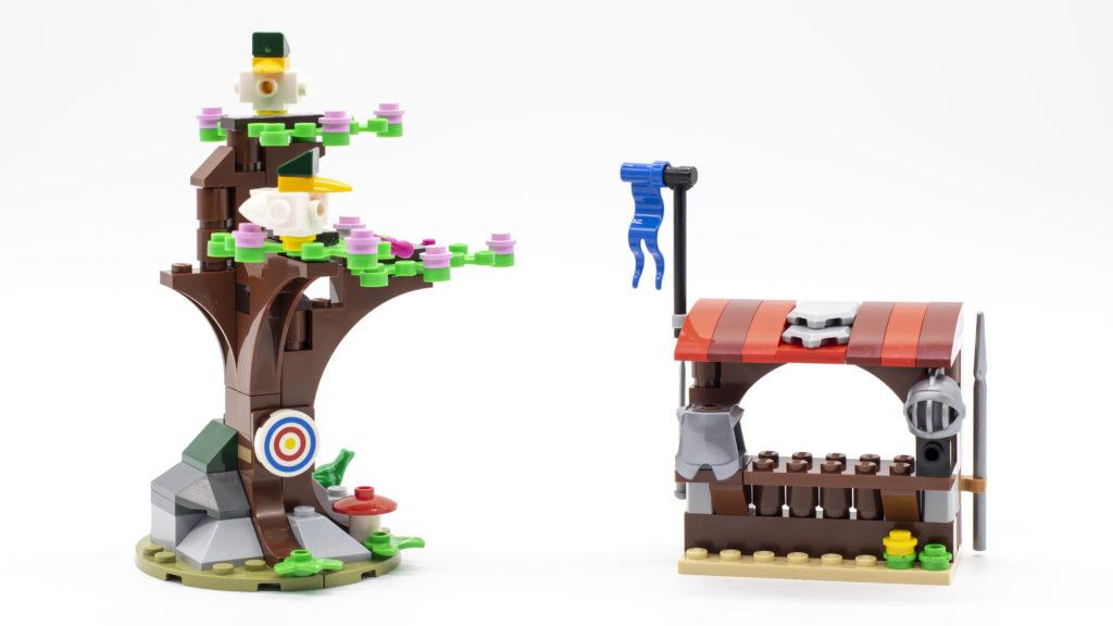 LEGO Creator 3 in 1 Medieval Castle 31120 25