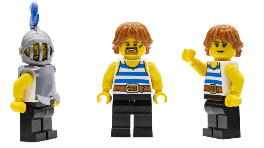 LEGO Creator 3 in 1 Medieval Castle 31120 30