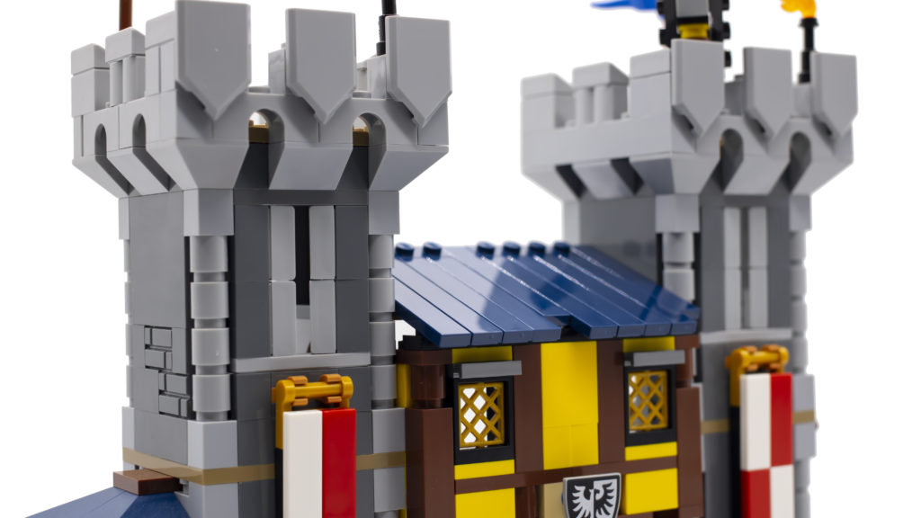 LEGO Creator 3 in 1 Medieval Castle 31120 37