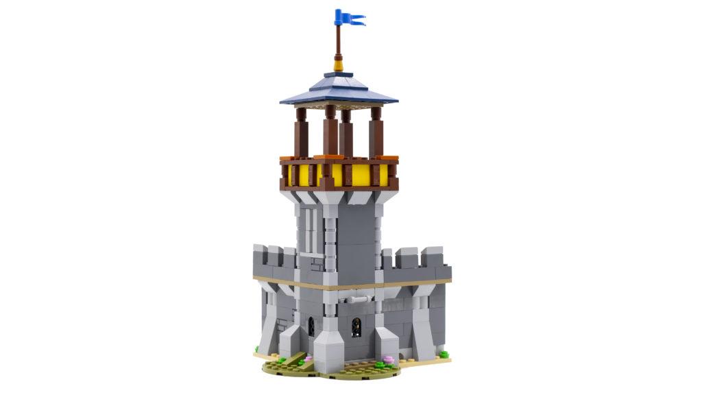 LEGO Creator 3 in 1 Medieval Castle 31120 39