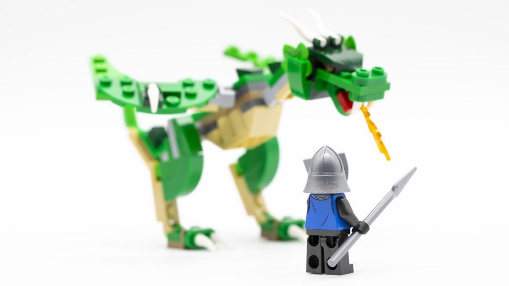 LEGO Creator 3 in 1 Medieval Castle 31120 42