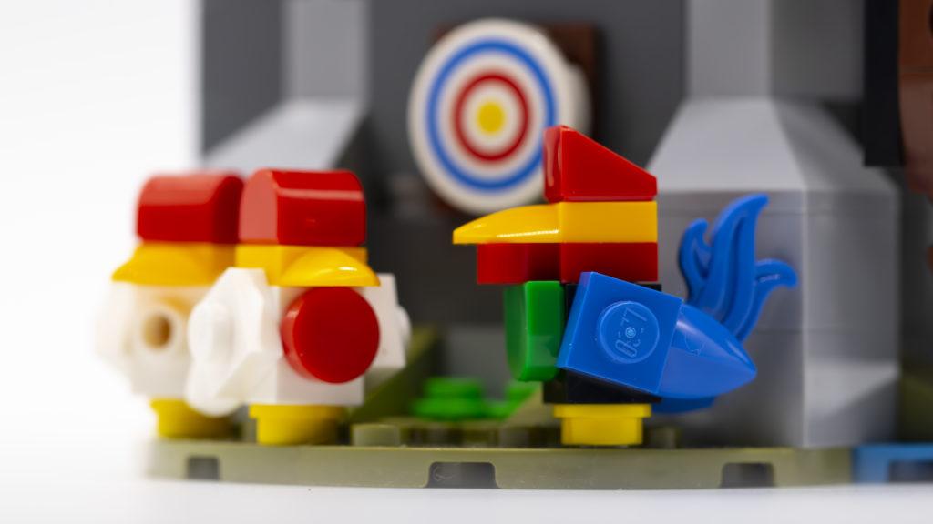 LEGO Creator 3 in 1 Medieval Castle 31120 46