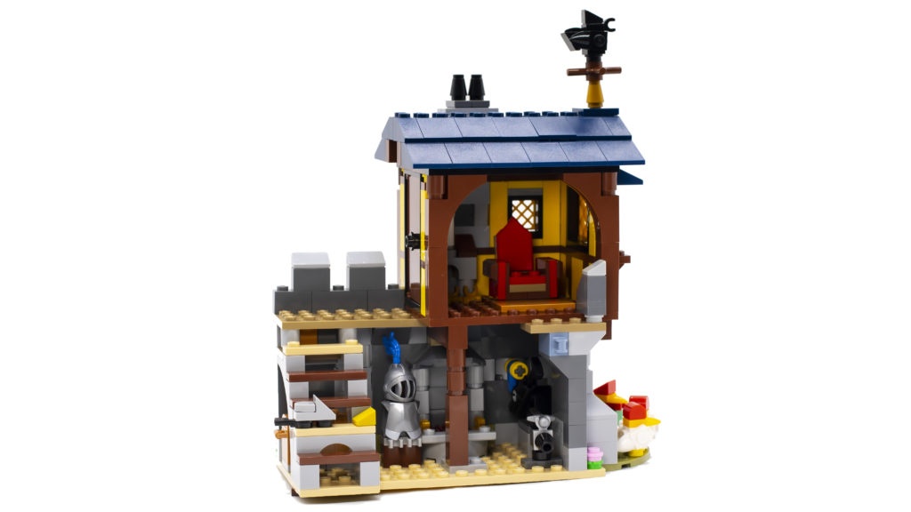 LEGO Creator 3 in 1 Medieval Castle 31120 49