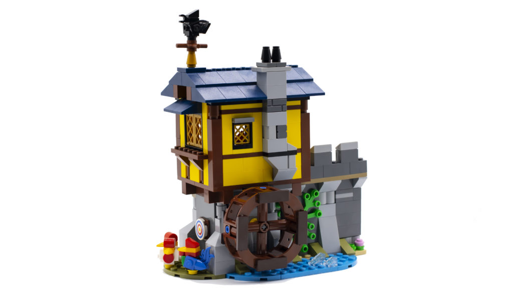 LEGO Creator 3 in 1 Medieval Castle 31120 50
