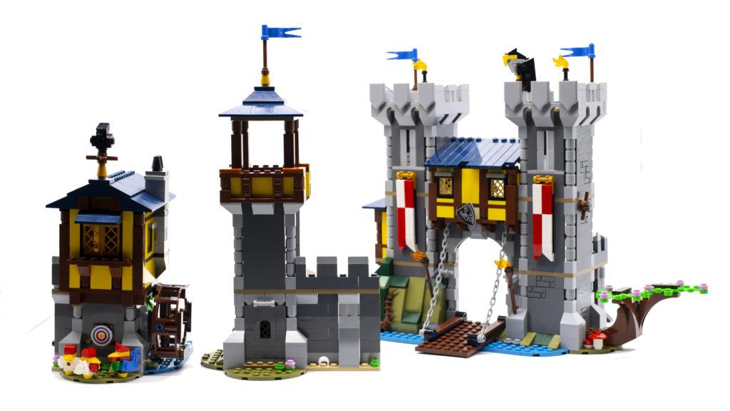 LEGO Creator 3 in 1 Medieval Castle 31120 53