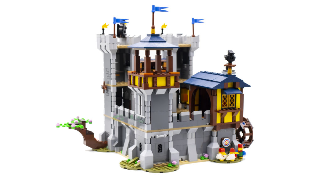 LEGO Creator 3 in 1 Medieval Castle 31120 54