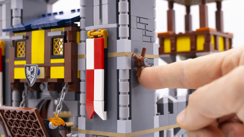 LEGO Creator 3 in 1 Medieval Castle 31120 57