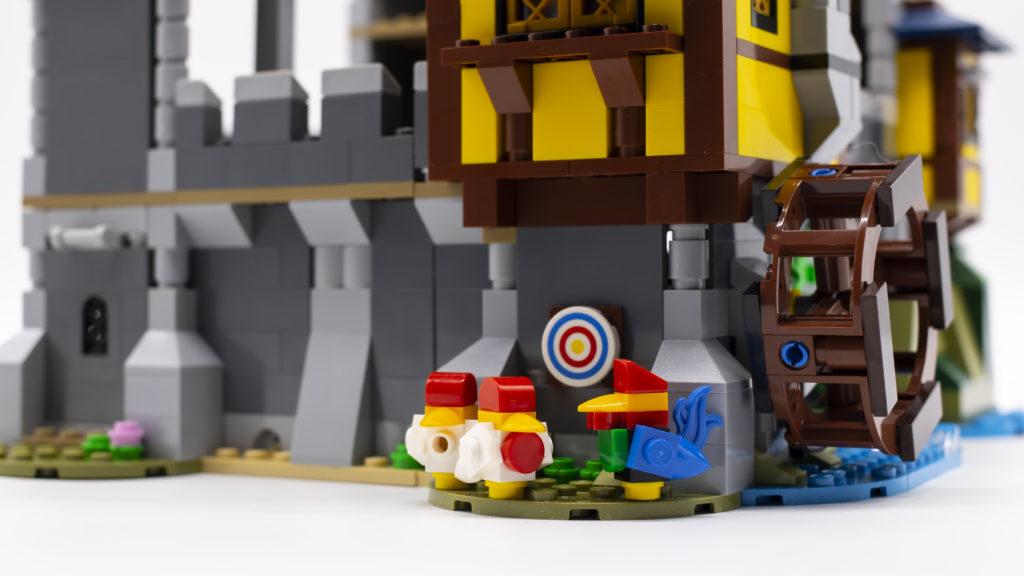 LEGO Creator 3 in 1 Medieval Castle 31120 64