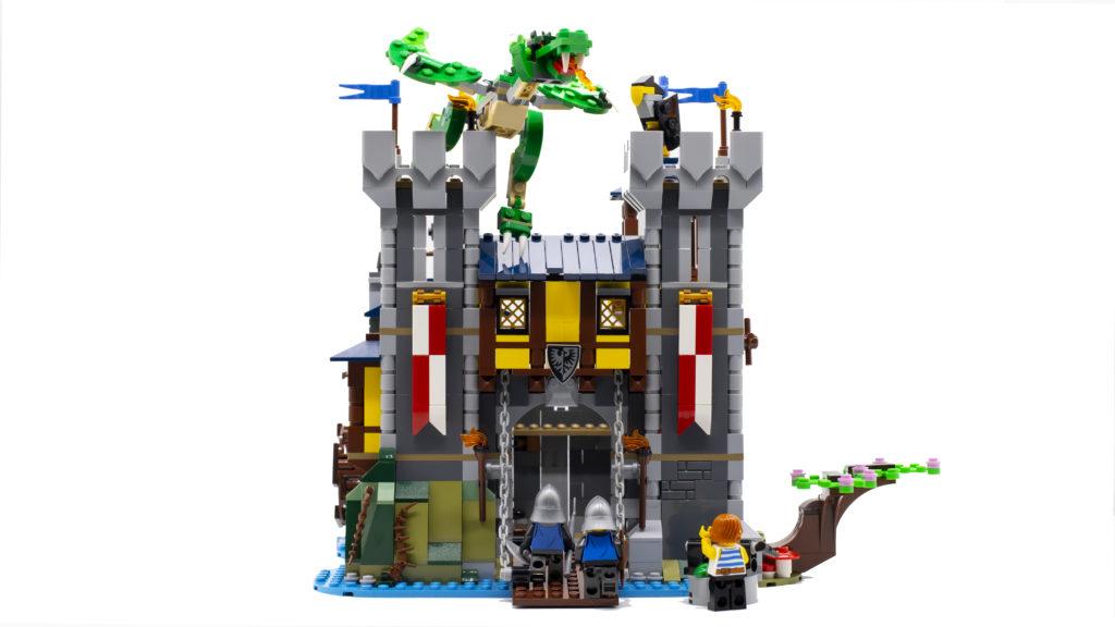 LEGO Creator 3 in 1 Medieval Castle 31120 67