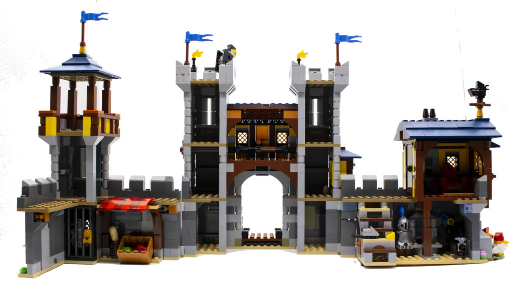 LEGO Creator 3 in 1 Medieval Castle 31120 70