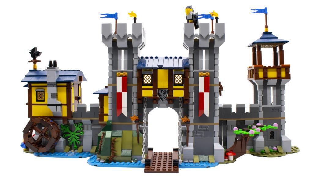 LEGO Creator 3 in 1 Medieval Castle 31120 71