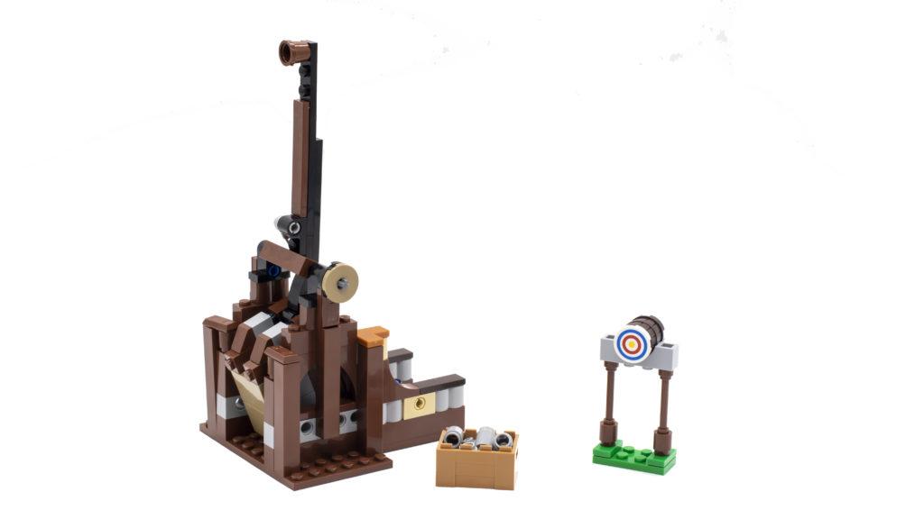 LEGO Creator 3 in 1 Medieval Castle 31120 8