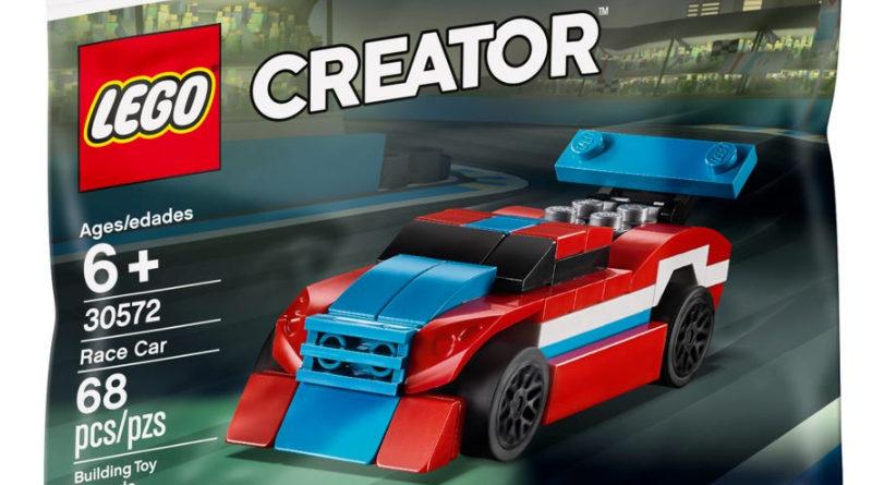 LEGO Creator 30572 Race Car featured