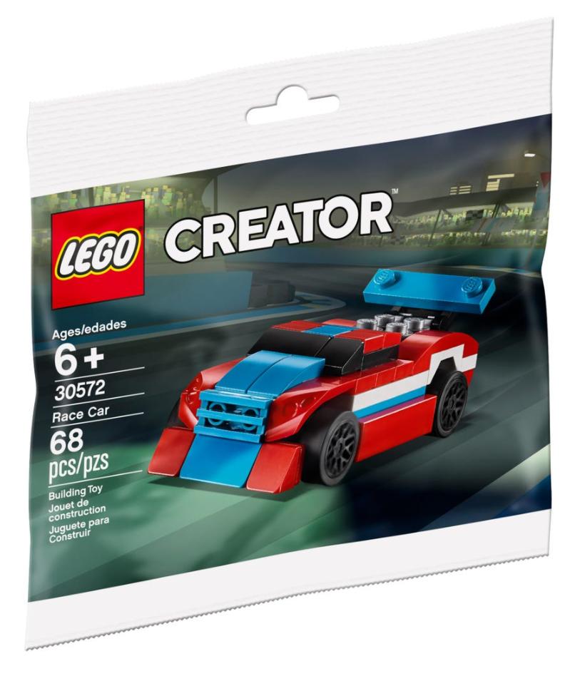 LEGO Creator 30572 Race Car