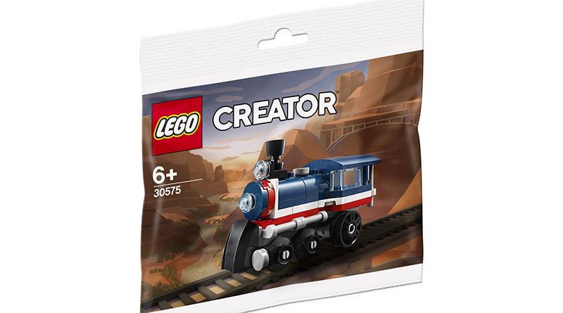 LEGO Creator 30575 Train Featured 800 445