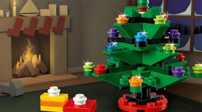 LEGO Creator 30576 Christmas Tree Featured