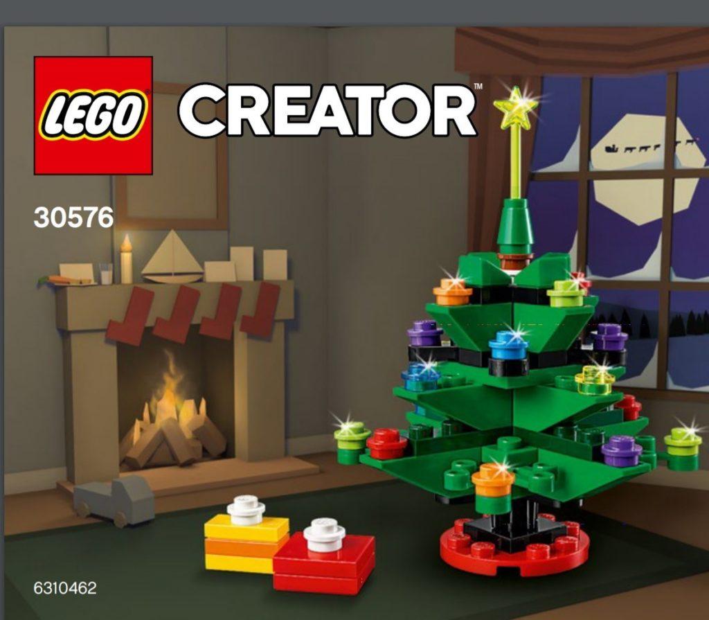 LEGO Creator 30576 Christmas Tree