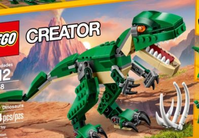 Another LEGO Creator set is being re-released in a new colour