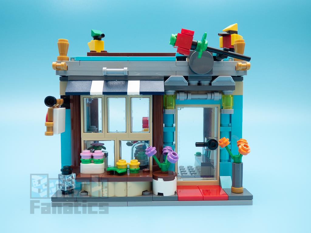 LEGO Creator 31105 Townhouse Toy Shop B 2