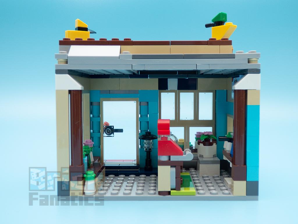 LEGO Creator 31105 Townhouse Toy Shop B 4