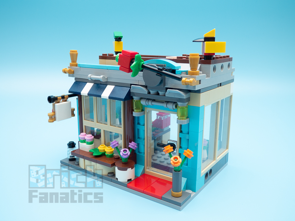LEGO Creator 31105 Townhouse Toy Shop B 6