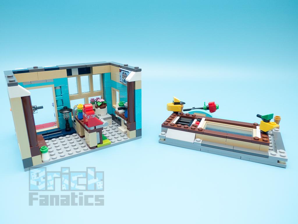 LEGO Creator 31105 Townhouse Toy Shop B 7