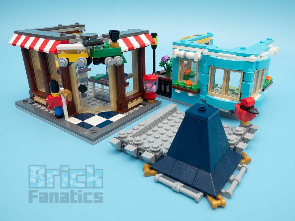 LEGO Creator 31105 Townhouse Toy Store 14