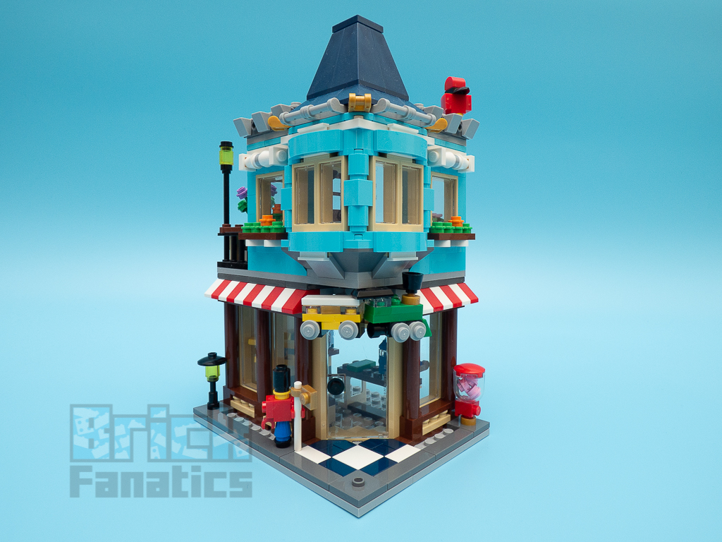LEGO Creator 31105 Townhouse Toy Store 2