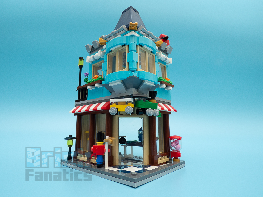 LEGO Creator 31105 Townhouse Toy Store 3