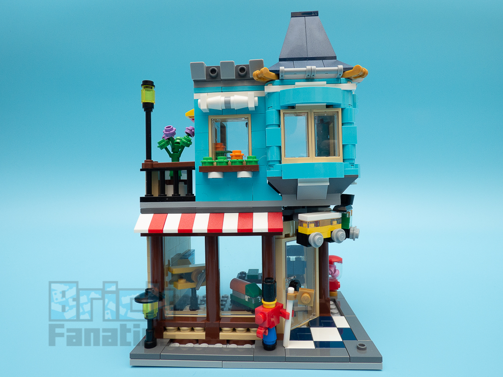 LEGO Creator 31105 Townhouse Toy Store 4