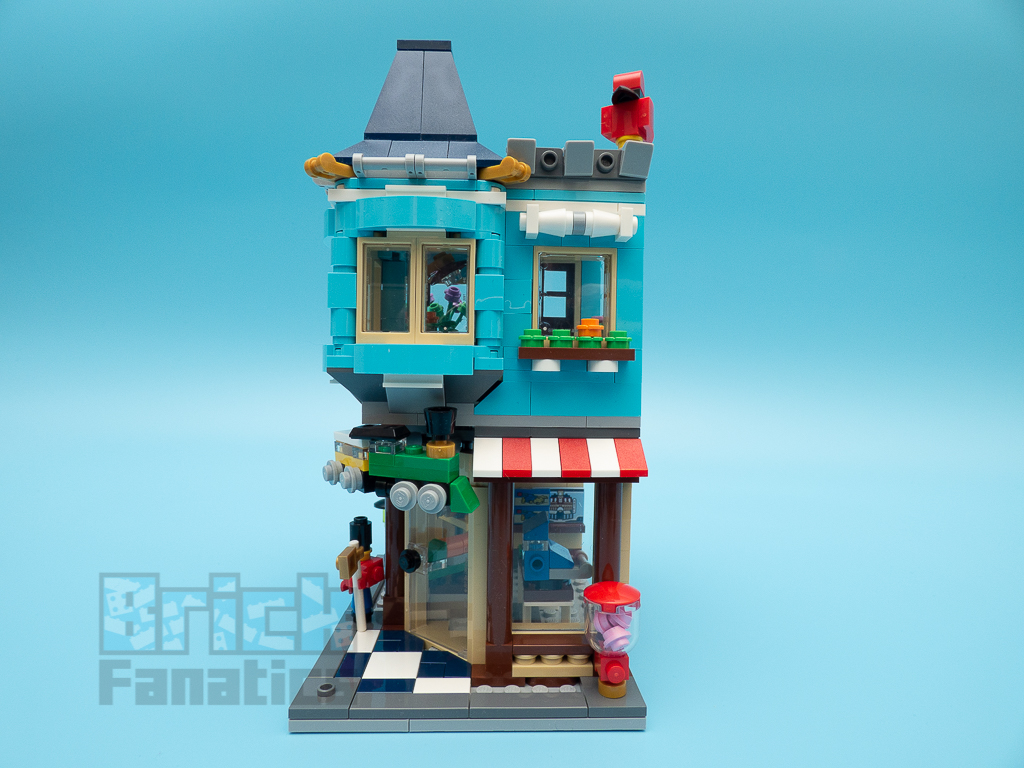 LEGO Creator 31105 Townhouse Toy Store 5