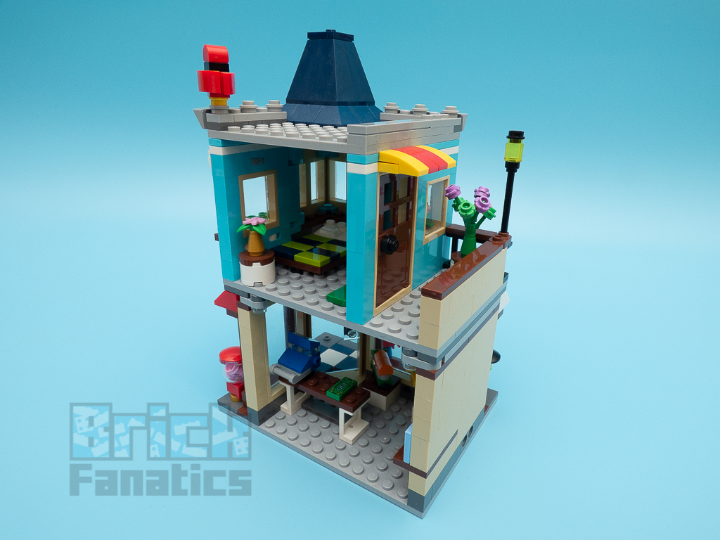 LEGO Creator 31105 Townhouse Toy Store 8
