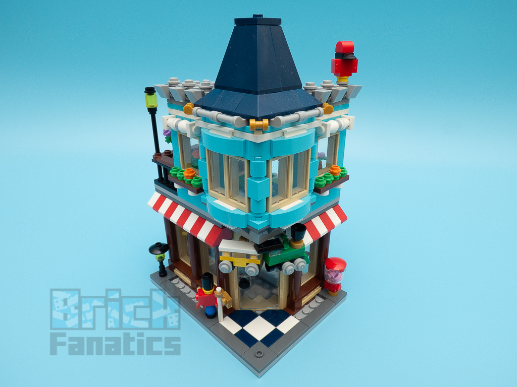 LEGO Creator 31105 Townhouse Toy Store 9
