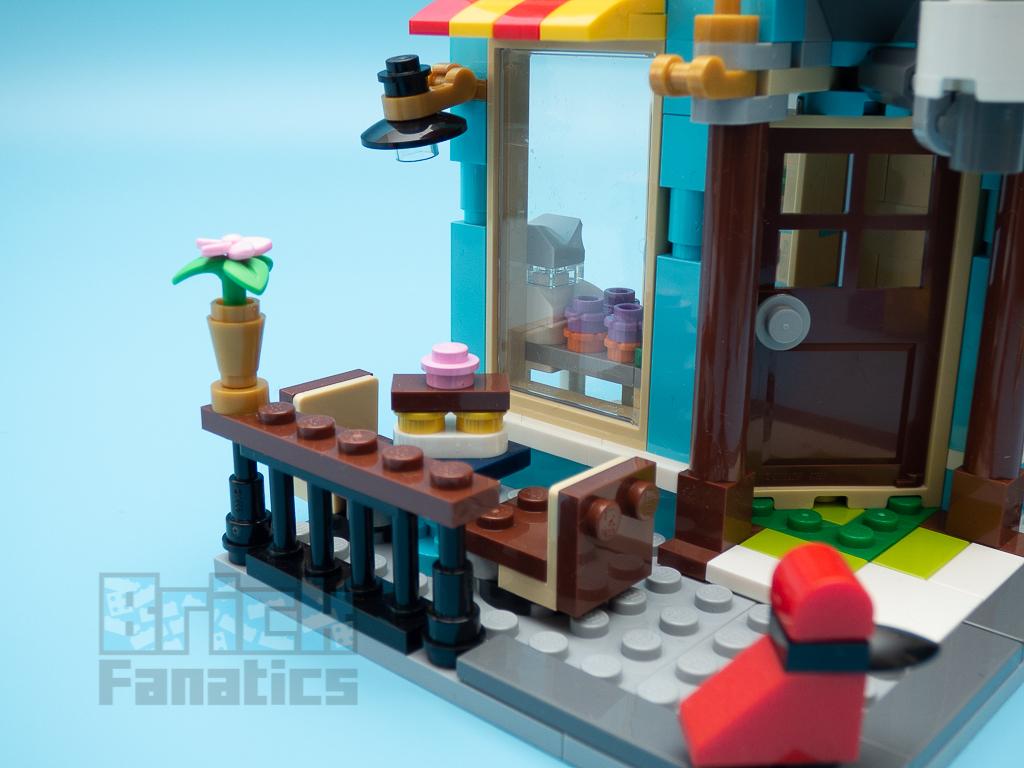 LEGO Creator 31105 Townhouse Toyshop C 12