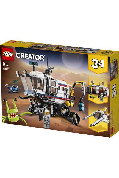 LEGO Creator 31107 Lunar Explorer 2
