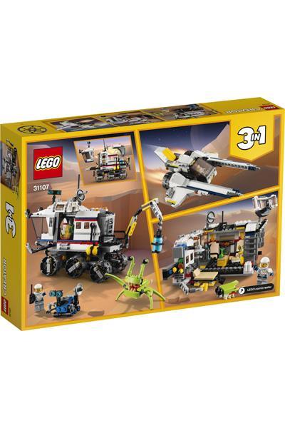 LEGO Creator 31107 Lunar Explorer 3